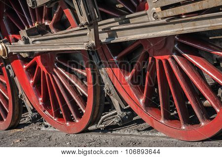 Locomotive Wheels