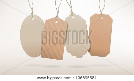 Empty tags With String