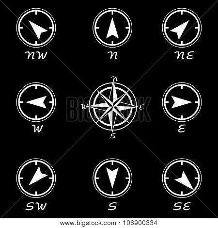The Compass Black