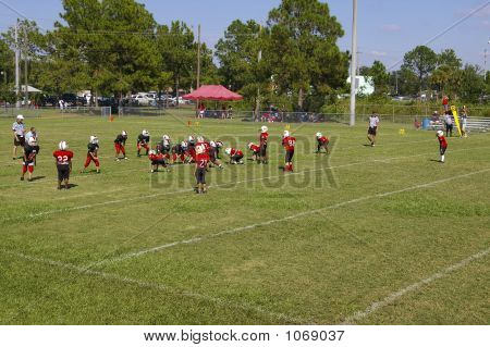 Youth Football Game