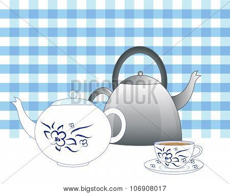 Old Fashioned Kettle