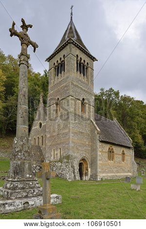 St. Margaret's Church, Welsh Bicknor