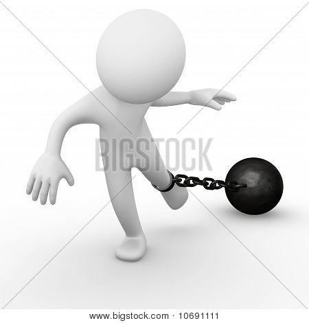 Chain ball
