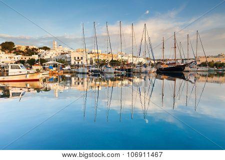 Milos island.