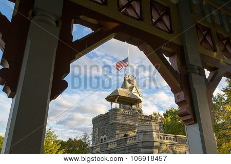 Belvedere Castle Between Arches