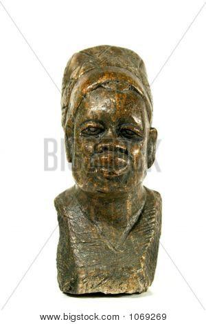Zulu Stone Sculpture