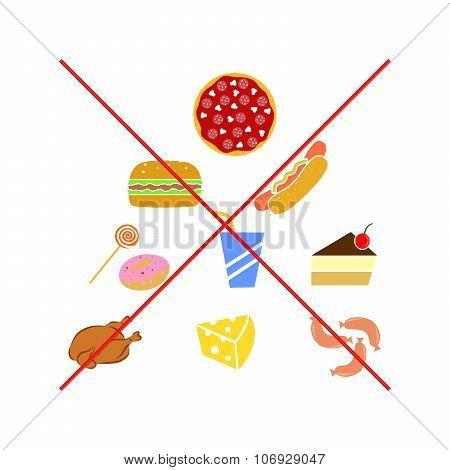 No Harmful Food