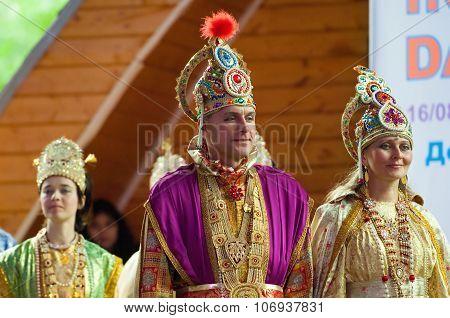 Royal Indian Family