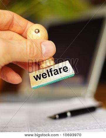 Soziale Wohlfahrt