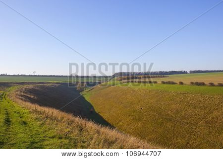 Autumnal Valley