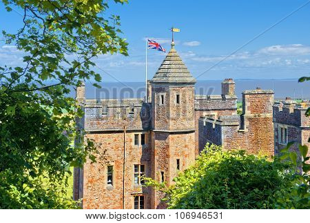 Dunster Castle, Somerset, England