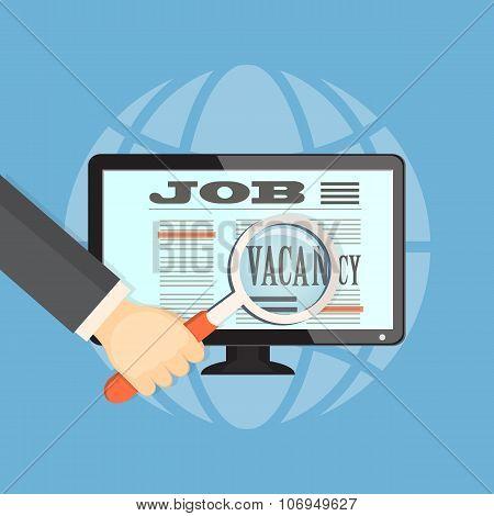 Seek A Job