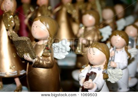 Angel Statuettes