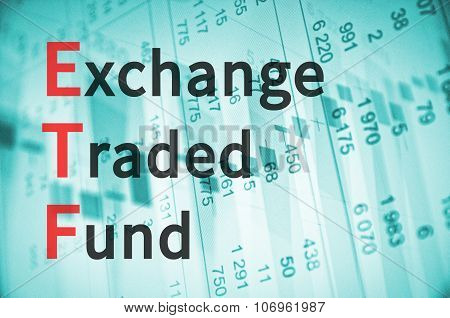 Exchange-traded fund
