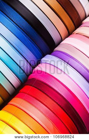 The ribbon bobbins