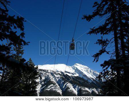 Gondola above