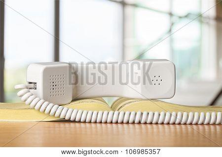 Telephone Directory.