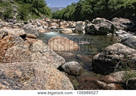 River Course By Alardos Ravine