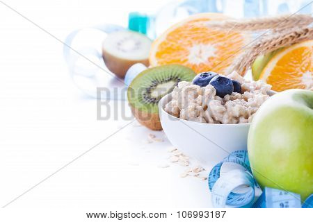 Morning Healthy Nutrition