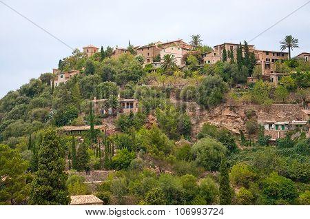 Hills near Deia