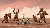 ������, ������: Discovery on Mars