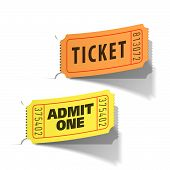 Entrance tickets