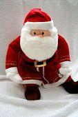 Santa Claus Children Toy poster
