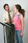 Voice Lesson Diaphragm