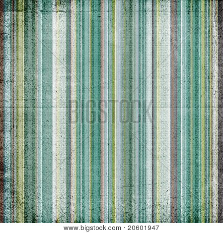 Grunge striped background
