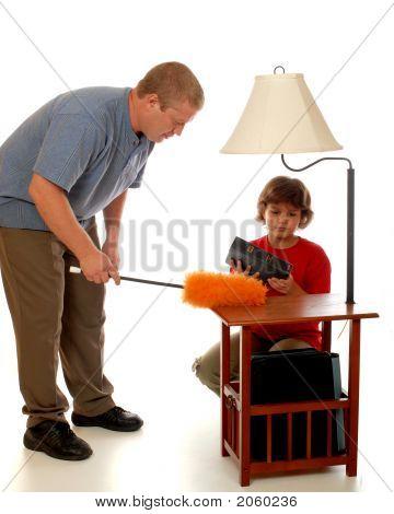 Domestic Clean Team