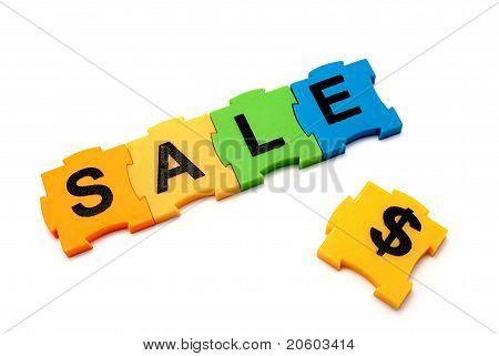 Sale & $
