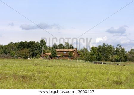 Ranchers Log Cabin