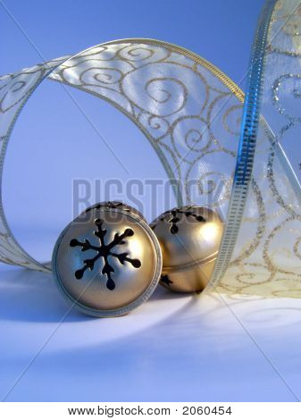 Jingle Bell Ribbon