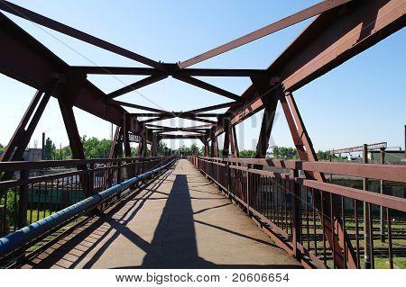 A ponte foot.2