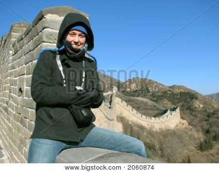 Sitting On The Wall