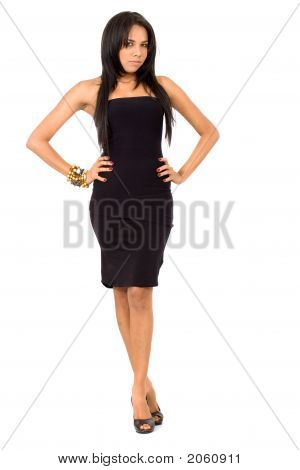 Business Woman Portrait - Standing