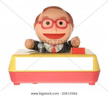 toy man tv presenter