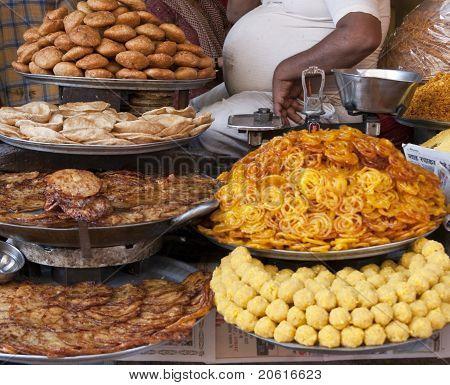 Indian Sweet Shop