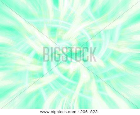 Pastcard,background, fantasy-blending white-turquoise