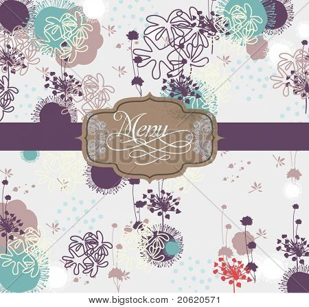 lovely printable card design- best for wedding card and season greetings card or invitation