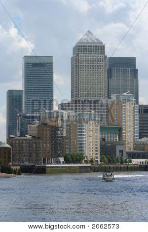 Docklands Skyline