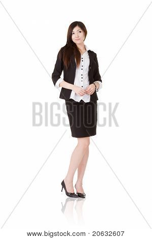 Confident Manager Woman