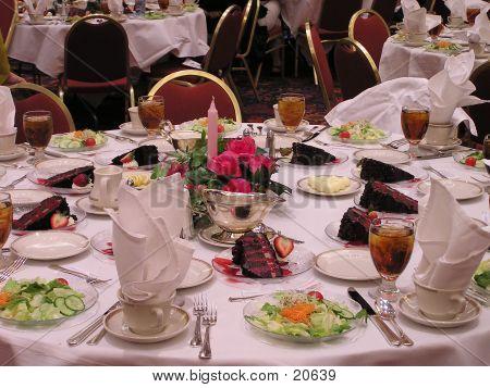 Konferenz Luncheon