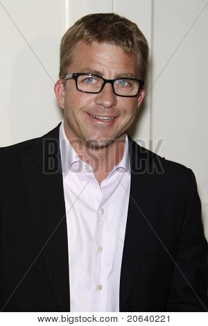 WEST HOLLYWOOD, CA  - APR 13: Peter Billingsley at the Kimberly Snyder Book Launch Party For 'The Beauty Detox Solution' at The London Hotel on April 13, 2011 in West Hollywood, California.