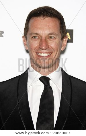 LOS ANGELES - JAN 22: Rove McManus at the 2011 G'Day USA Australia Week LA Black Tie Gala at the Hollywood Palladium in Los Angeles, California on  January 22, 2011.