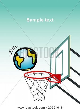 Game in basketball
