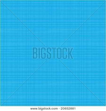 Seamless blue fabric texture