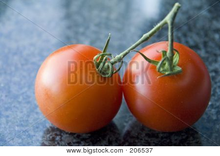 Pair Of Tomatoes