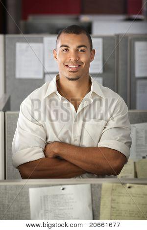 Confident Worker