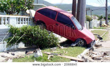 Huracán Dean: Jamaica